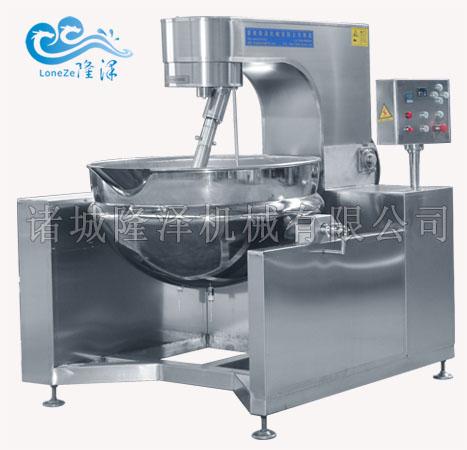 蒸汽炒菜机